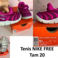 Tenis Nike Dinamo Free Rosa Tam 20 - 20 - Nike