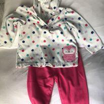 Cojunto de Soft Chilf of Mine Carters com capuz - 18 meses - Child of Mine