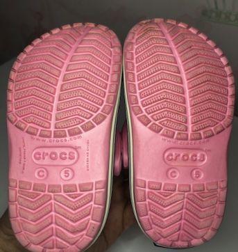 Crocs Rosa Original - 20 - Crocs