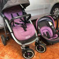 Travel Systems Graco Aire 4 XT - Importado -  - Graco
