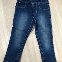 Calça Jeans Skinny Tommy Hilfiger - NOVA - 18 a 24 meses - Tommy Hilfiger