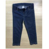 legging jeans carter´s com botão - 2 anos - Carter`s