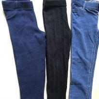 carters 3 leggings - 18 a 24 meses - Carter`s