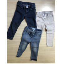 Calças Jeans Carters - 18 a 24 meses - Carter`s