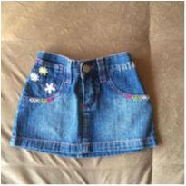 Saia jeans - 4 anos - Disney