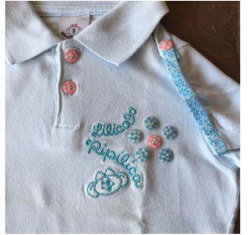 Camiseta Lilica Ripilica - 6 anos - Lilica Ripilica