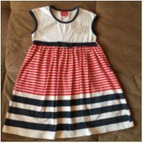 Vestido nautico - 6 anos - Kyly