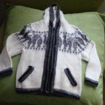 casaquinho de lã importado - 9 a 12 meses - Importado