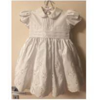 Vestido de festa infantil - 9 a 12 meses - Mio Bebê