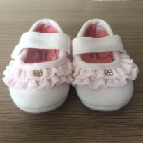 Sapatinho Rosa Claro MkShoes cod 34 - 17 - Mk Shoes