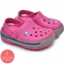Sandália Bebê Littles Pink Crocs cod 158 - 22 - Crocs