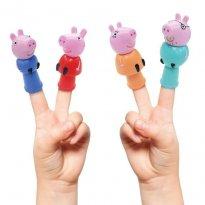 Dedoche Família Peppa Pig COD 257 - Sem faixa etaria - Grow