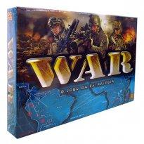Jogo War - Sem faixa etaria - Grow