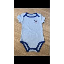 Body Tommy Hilfinger - 6 a 9 meses - Tommy Hilfiger