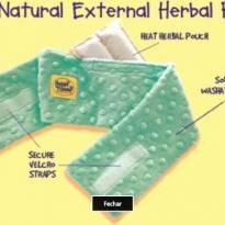Cinta/Faixa Térmica de Ervas Naturais para Alívio das Cólicas e Gases do bebe -  - Happi Tummi
