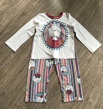 Pijama Sonhart - 3 anos - Sonhart