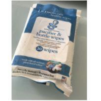 Lenços Dr Browns Higiene De Chupeta Pack Com 30 Wipes -  - Dr Brown`s
