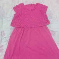 Vestido rosa lindo ! - 8 anos - CN by Pernambucanas