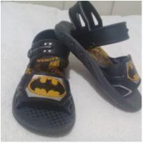 Sandália papete Batman 26/27 - 27 - Grendene Kids