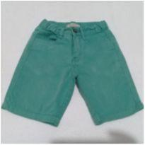 Bermuda sarja verde Palomino tamanho 4 - 4 anos - Palomino