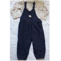 Macacão Carters Child of Mine 18m - 18 meses - Carter`s
