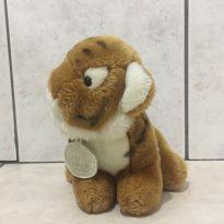 Simba de pelúcia - Rei Leão - Sem faixa etaria - manuque