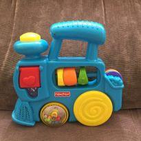 Trem Fisher Price -  - Fisher Price