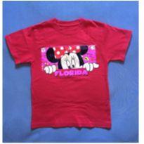 Camiseta da Minie - 7 anos - Outros
