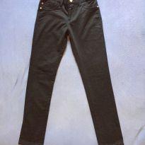 Calça preta - 8 anos - Vigoss