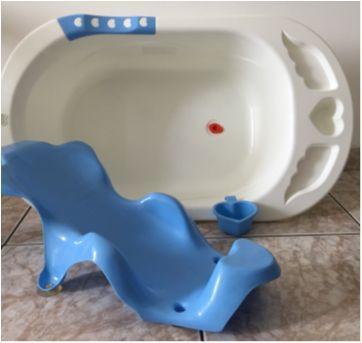 Banheira azul - Sem faixa etaria - Outros