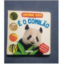 Livro Adivinha Quem É O Comilão -  - Girassol, Editora