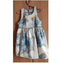 vestido lindinho florido - 3 anos - Nacional
