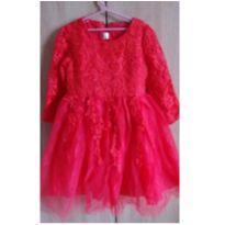 BElissimo vestido luxo de festa - 7 anos - Importada