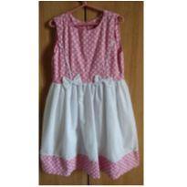 vestido bonequinha 2 - 5 anos - Nacional