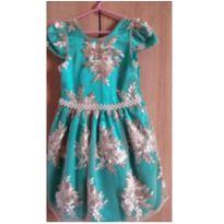 Belissimo vestido - 4 anos - Nacional