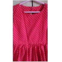 Lindo vestido de festa florido - 4 anos - Nacional