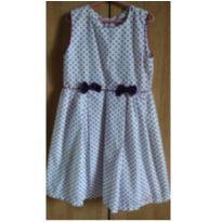 Vestido bonequinha 1 - 5 anos - Nacional