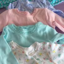 Bodyes Carters 3 meses - 3 meses - Carter`s