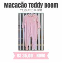 Mcacão Teddy Boom - 9 a 12 meses - Teddy Boom