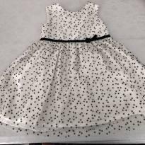 Vestido de festa Carters - 2 anos - CARTERS/TIPTOP/ZARA