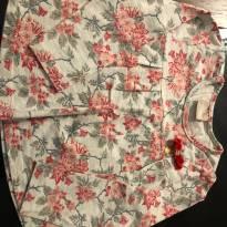 Blusa florida - 3 anos - Milon