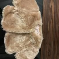Bolero de pelucia - 12 a 18 meses - Paola Da Vinci