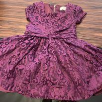 Vestido de festa - 2 anos - Paola Da Vinci