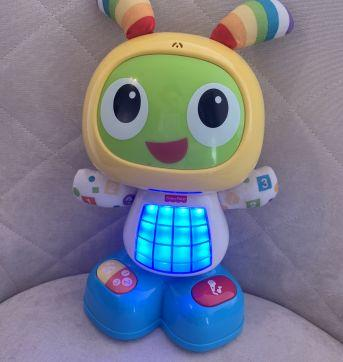 Robo Beatbo Fisher Price - Sem faixa etaria - Fisher Price
