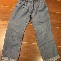 Calça jeans - 4 anos - Chicco