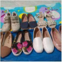 Lote calçados T.36