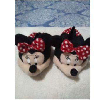 Pantufa da minie - 30 - Disney