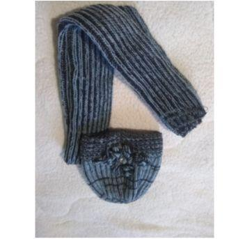 cachecol e touca - Sem faixa etaria - Importada