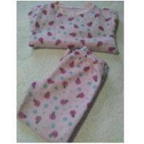 pijama soft joaninha - 5 anos - Outra