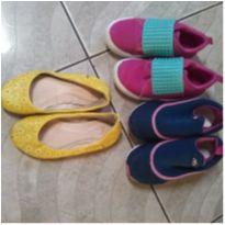 Lote de calçados tamanho 30 - 30 - Bibi e Outra